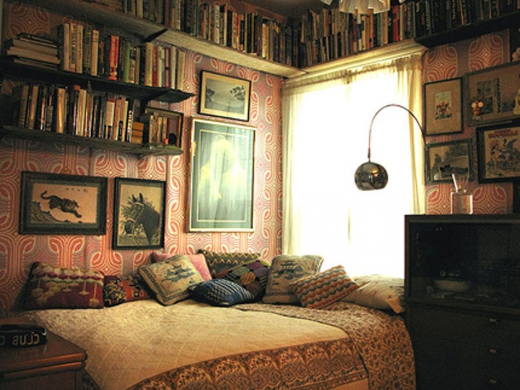 Image of: hipster bedroom to Start Out Decorating Like Expert