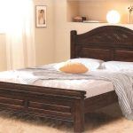 King Size Bed Frame with Headboard Designs