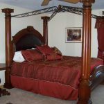 King Size Canopy Bed Design
