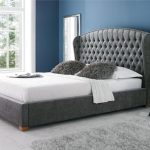 King Size Upholstered Bed Ideas