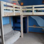 L Shaped Twin Loft Beds