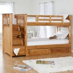 Loft Beds With Stairs Storage
