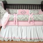 Luxury Mini Crib Bedding