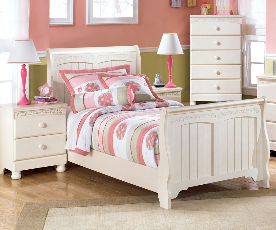 Luxury Twin Sleigh Bed