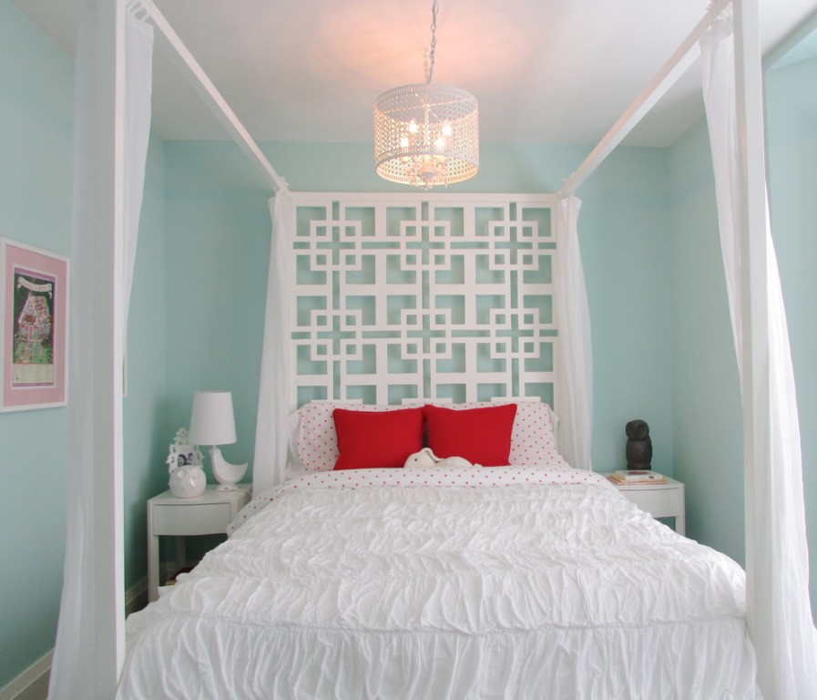 Image of: Mint Color Bedroom Ideas