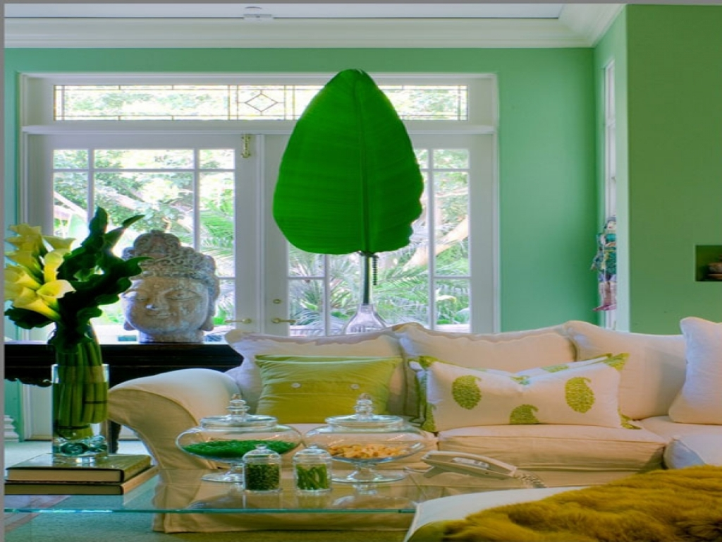 Image of: Mint Green And Gold Bedroom Ideas