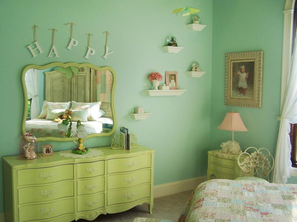 Image of: Mint Green Bedroom Images