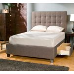 Modern Twin Beds With Drawers