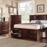 New King Size Bed With Drawers