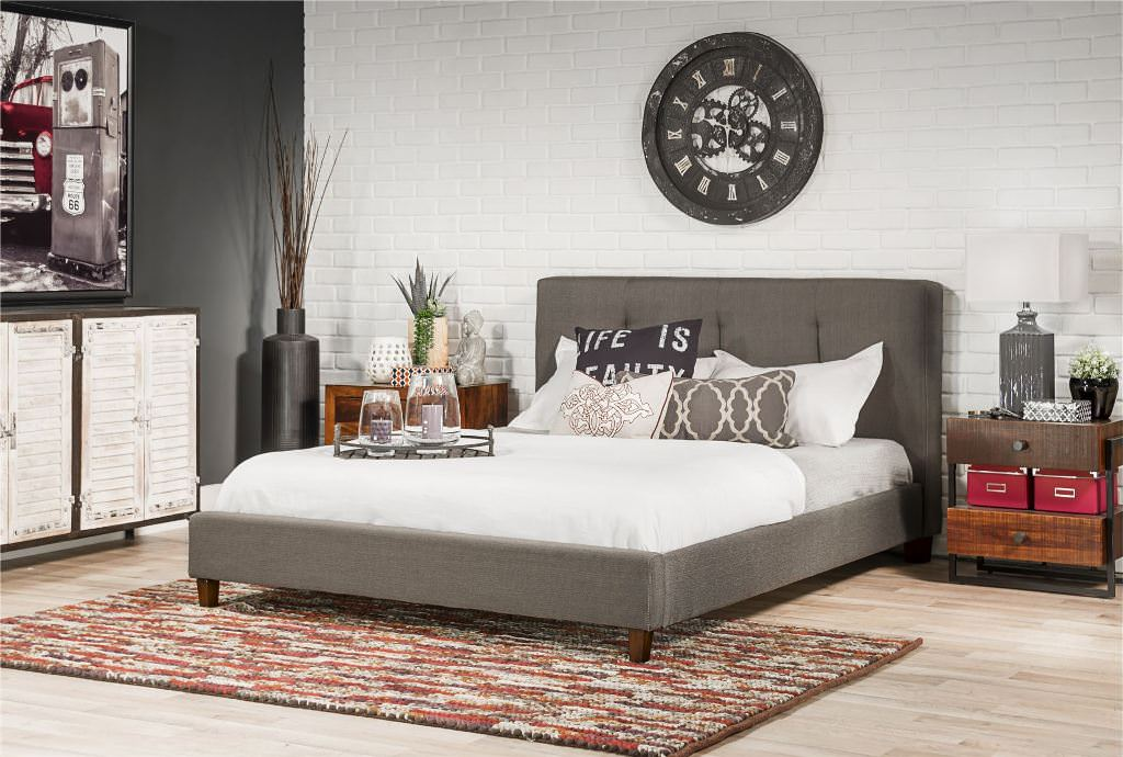 Image of: Nice Ashley Furniture King Size Beds