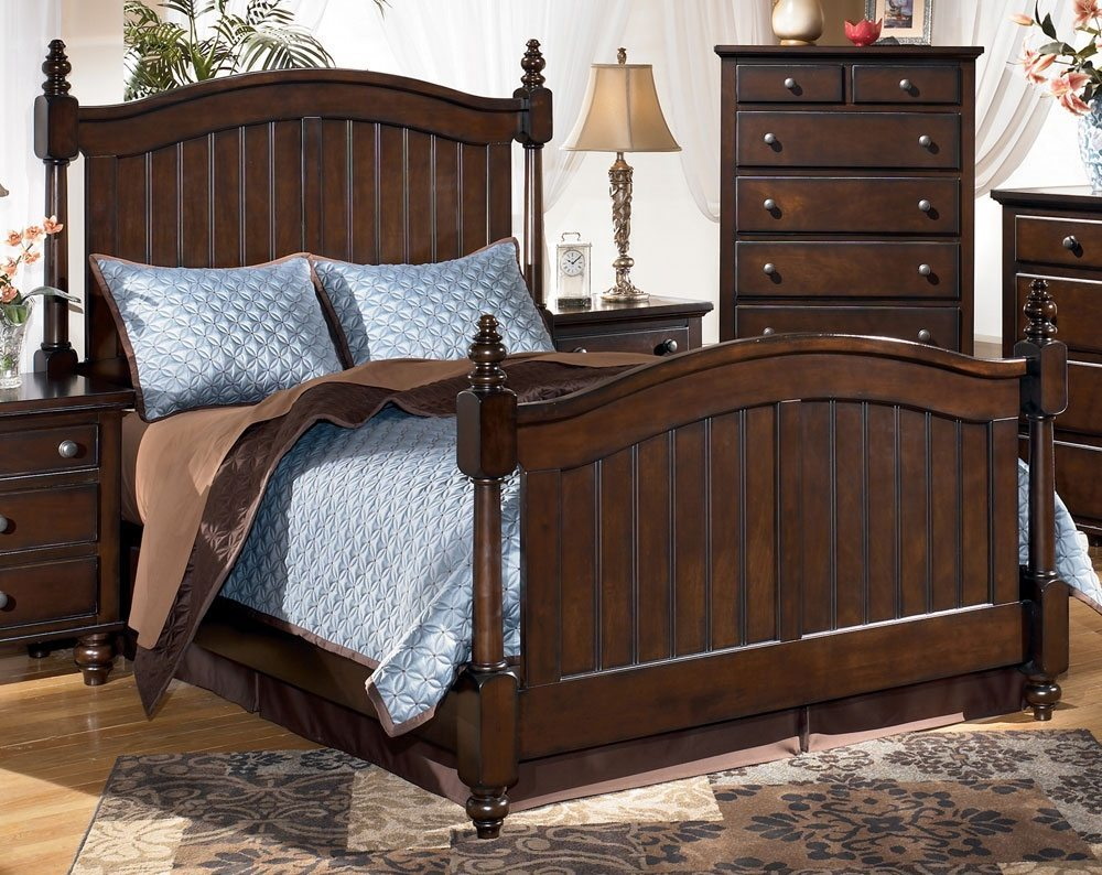 Image of: Perfect Ashley Furniture King Size Beds