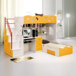 Teen Loft Bed All In One