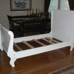Top Twin Sleigh Bed
