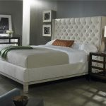 Tufted King Bed Color