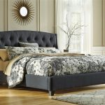 Tufted King Bed Fabric