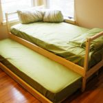 Twin Beds With Trundle Green