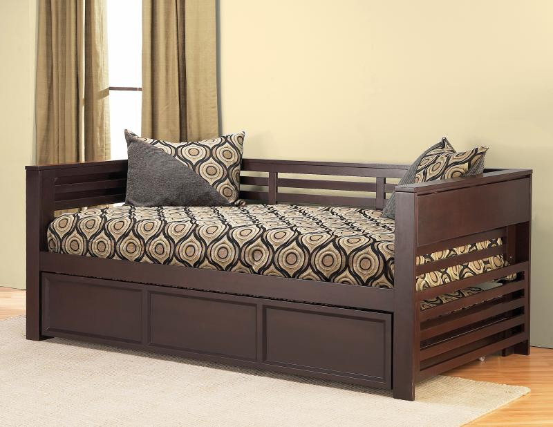 Twin Beds With Trundle Wood
