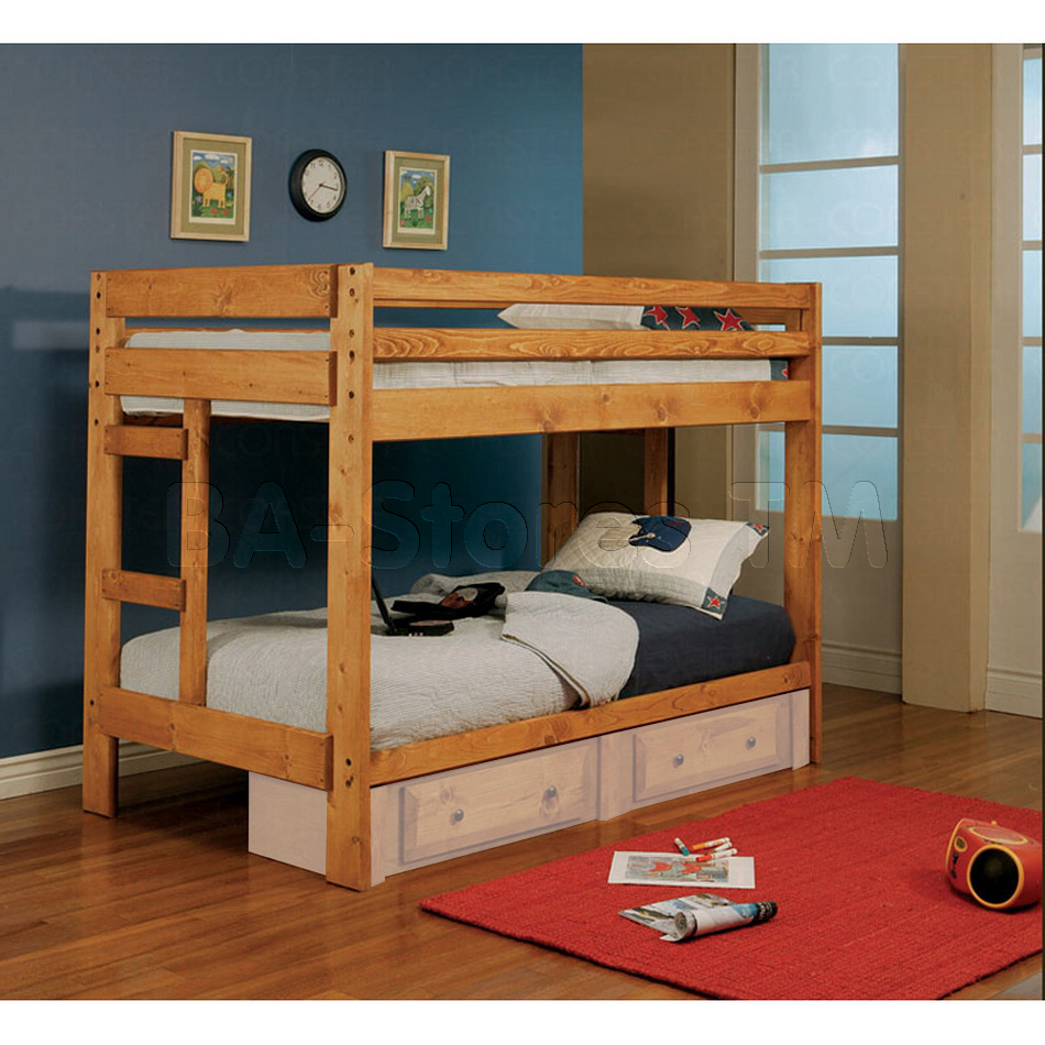Image of: Twin Loft Bed with Storage and Desk
