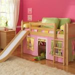 Twin Loft Beds with Futon