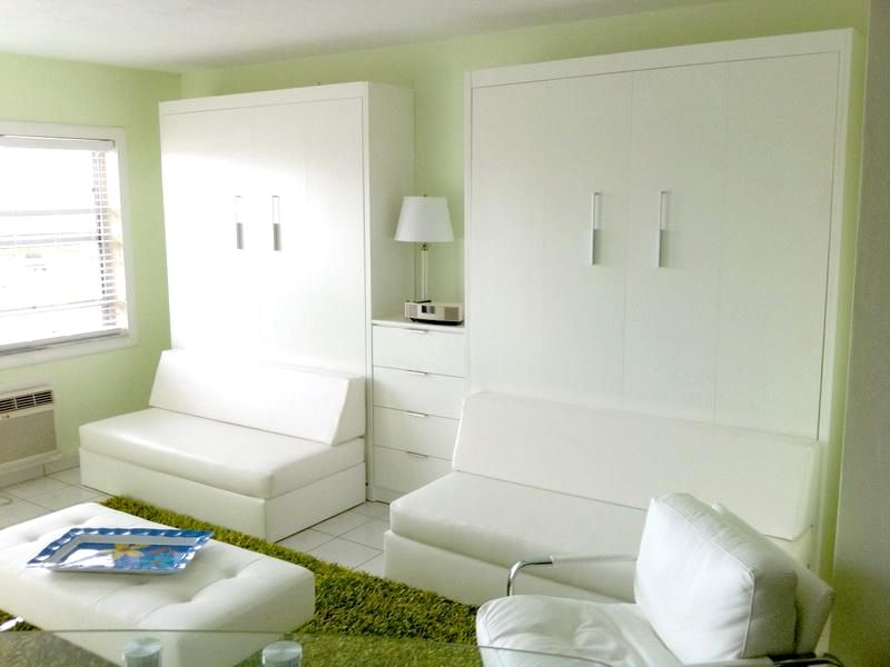 Image of: Twin Wall Bed Ideas