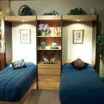 Twin Wall Bed Kids