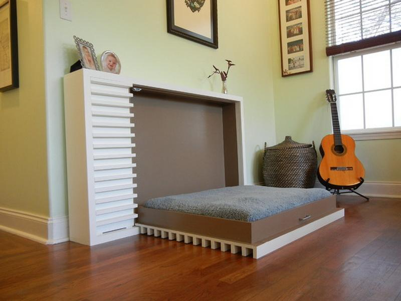 Image of: Twin Wall Bed Murphy