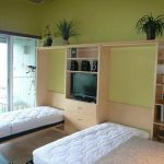 Twin Wall Bed Storage