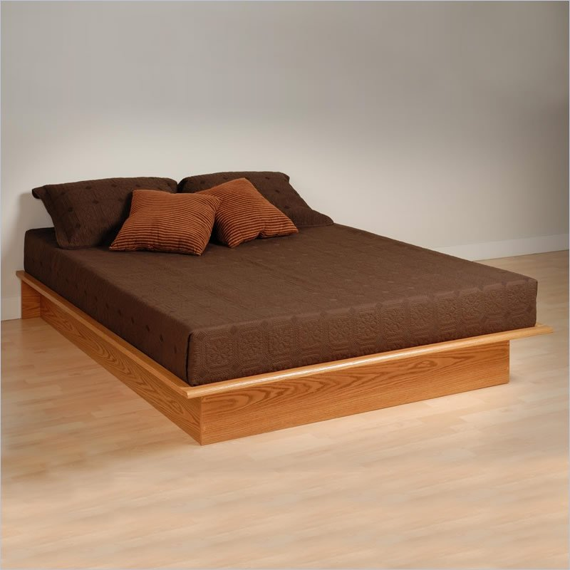 Twin XL Platform Bed Type