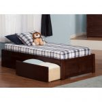 Twin Bed Frame With Drawers For Adults