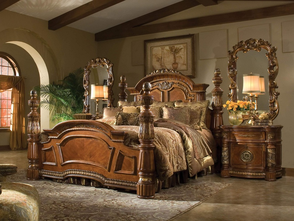 Image of: Used AICO Bedroom Furniture