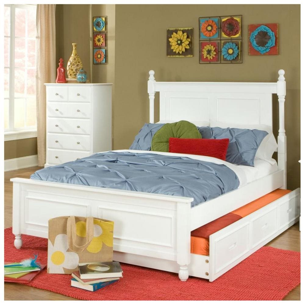 Wonderful Twin Bed With Trundle