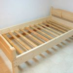 Wood Twin Bed Frame Rails