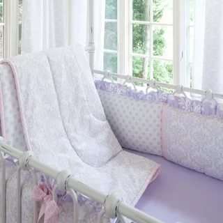 Image of: lac Baby Crib Bedding