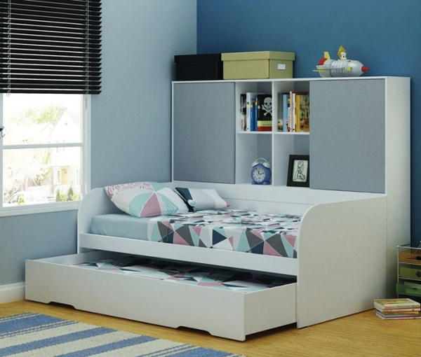 Amazing Trundle Beds For Kids