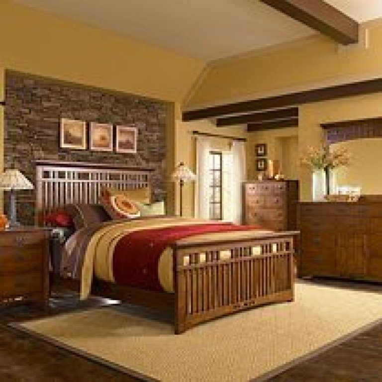 Amish Mission Bedroom Furniture