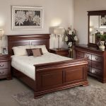 Antique Cherry Wood Bedroom Furniture