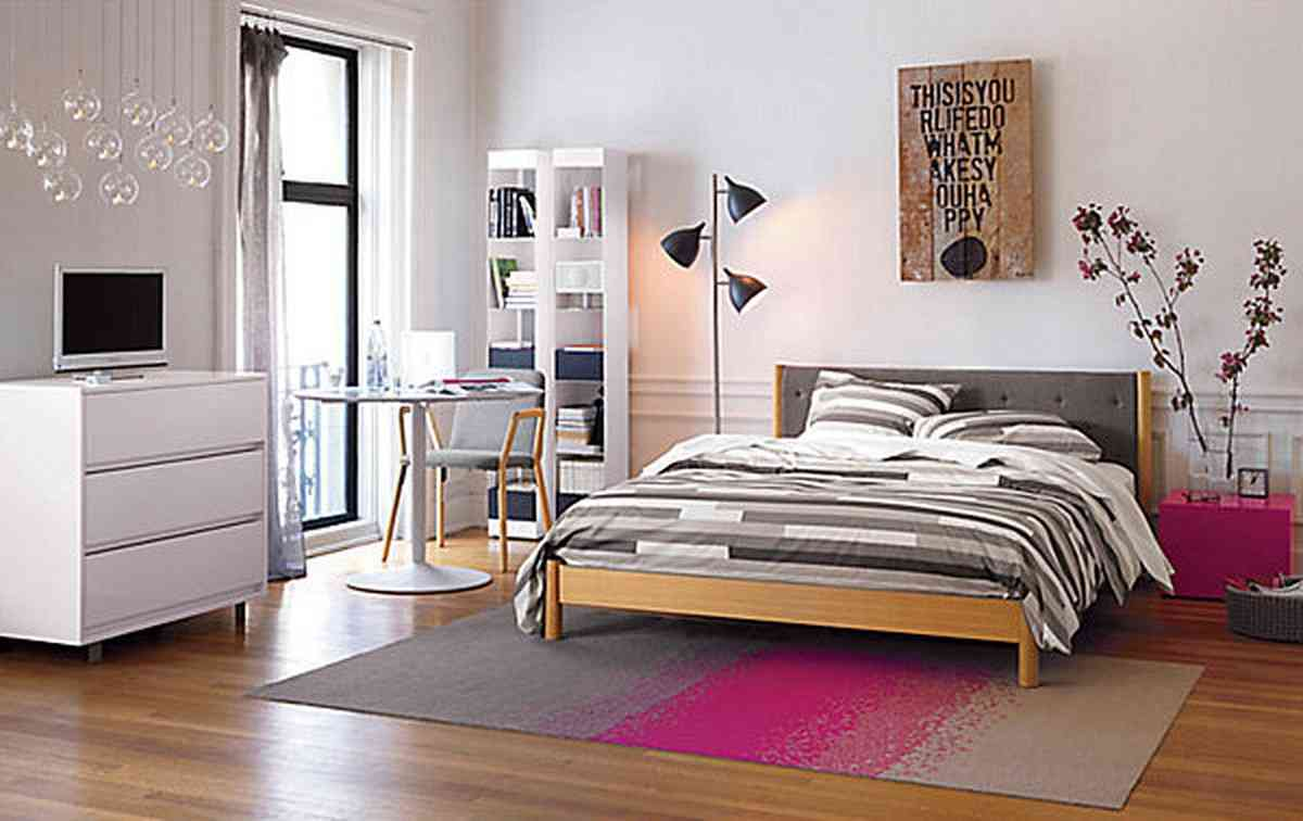 Image of: Bedrooms For A Teenage Girl