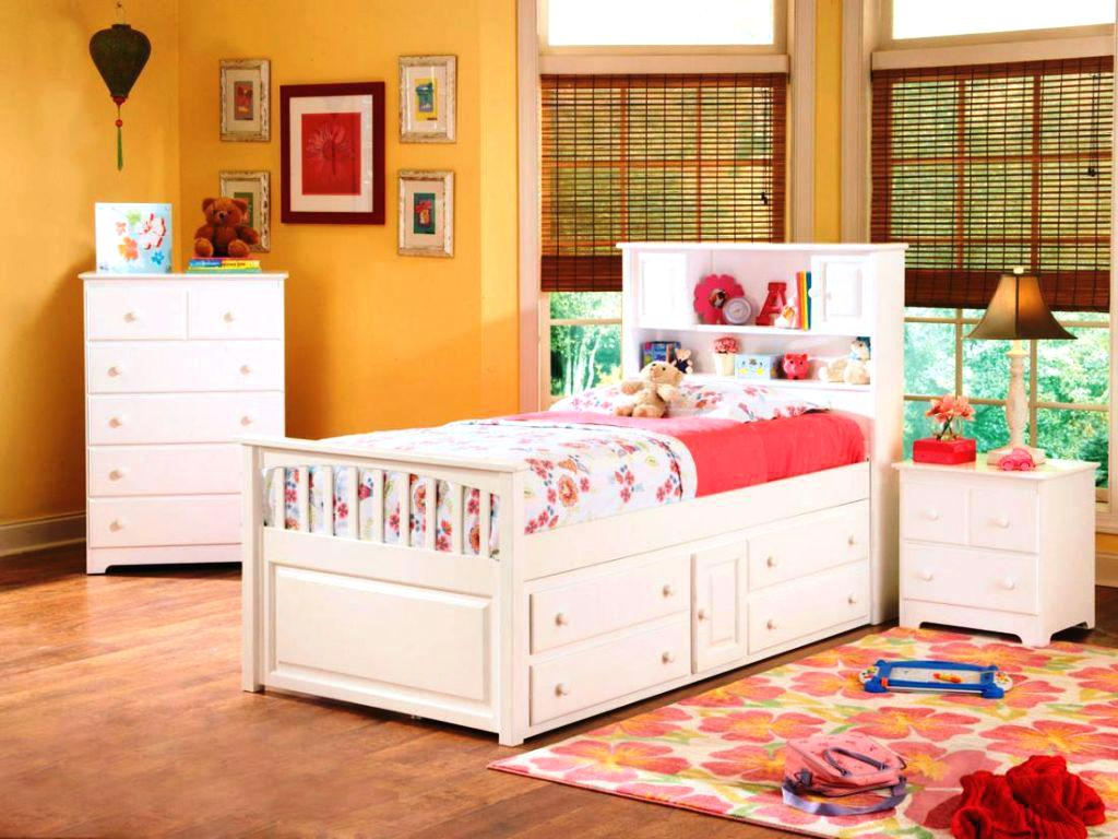 Image of: Best Trundle Beds For Kids