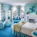 Blue And White Bedding Ideas