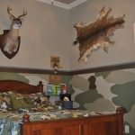 The Camo Bedroom Design Ideas