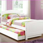 Elegant Kids Trundle Bed