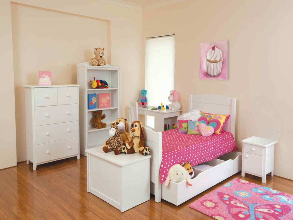 Image of: Fairy Toddler Girl Bedroom Ideas