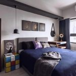 Masculine Purple Bedroom Ideas