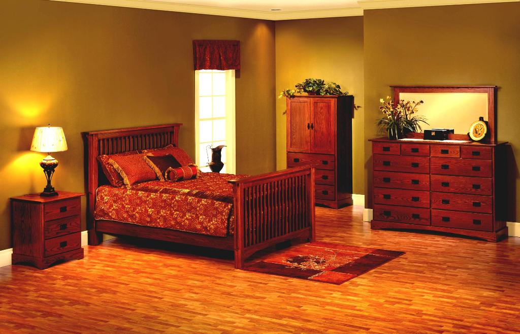 Image of: Mission Bedroom Furniture Canada