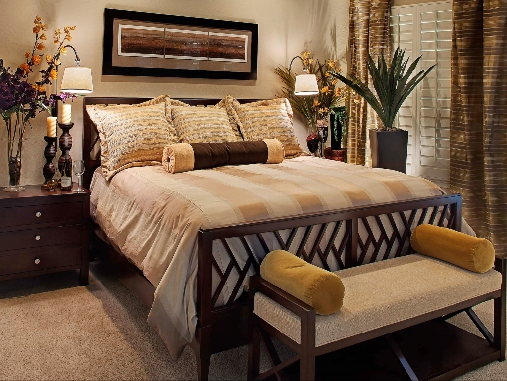 Image of: Safari Bedroom Ideas For Adults