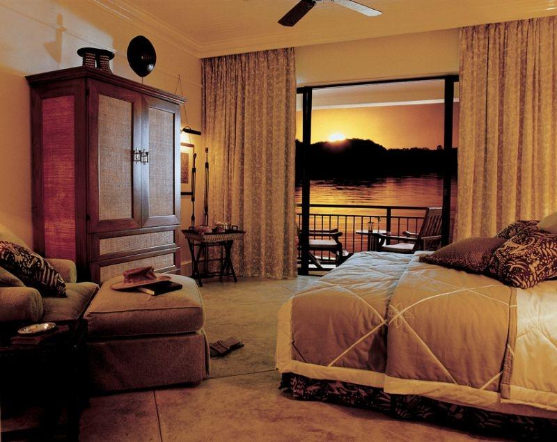 Image of: Safari Ideas For Bedroom