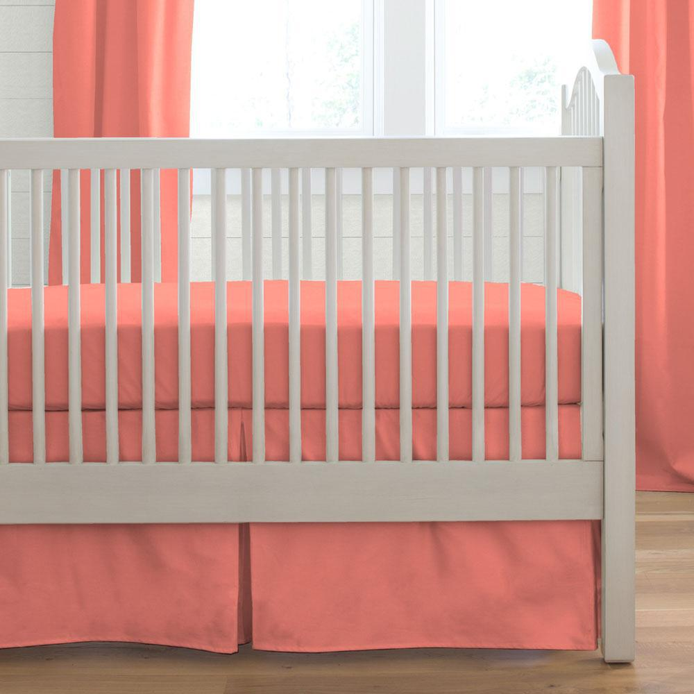 Image of: Solid Color Baby Bedding Crib Sets