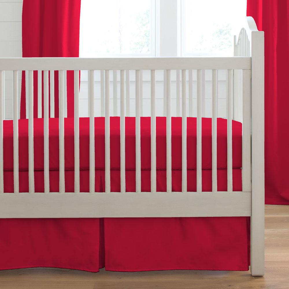 Solid Color Bedding For Cribs