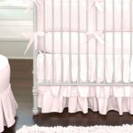 Solid Color Crib Bedding Sets