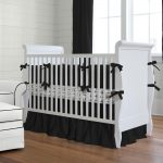 Solid Red Color Crib Bedding